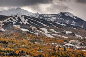 Filling in in Aspen/Snowmass