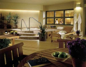 The Coed Sauna at The Peaks:  The Place to Go After the Pool