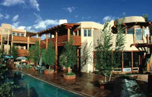 Chipeta Sun Lodge:  Southwestern Charm in the Rockies