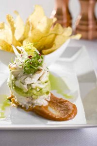 Jumbo Lump Blue Crab Salad in the Heart of the Rockies