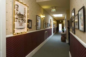 The Marquee-Lined Hallway of The Rochester Hotel, The Hollywood of the Rockies