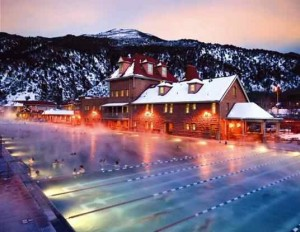 Glenwood Springs Hot Springs Pool:  The Perfect Antidote for Weary Travelers