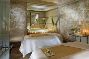 Treatment Room at the Spa George V