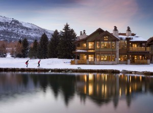 Hotel Park City:  Great for Nordic Skiers