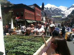 Telluride's Farm Truck at Mountainfilm