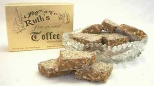 Ruth's Toffee