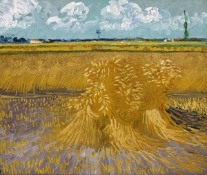 Van Gogh Wheat Field