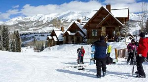 Great Ski In/Ski Out Access at Mountain Lodge in Telluride