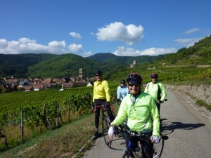 Bike Touring Through Alsace with Cobbles and Corks