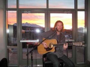 Mike Pale:  One of Many Musicians to Perform at the Peaks Great Room and Deck