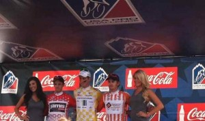 The Podium Ceremony in Aspen