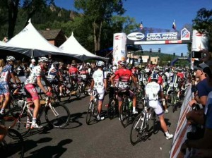 Heading to the Start