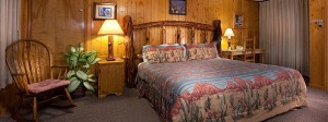 The John Wayne Room at Country Lodge