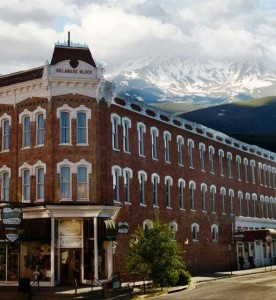 Delaware Hotel:  The Grande Dame of Leadville