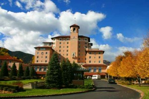 Broadmoor in Autumn