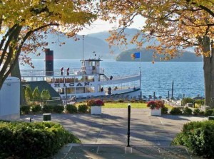 Fall:  A Stunning Time to Take a Boat Ride on Lake George, New York