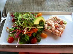 Our Oh-So Fresh Lobster Salad at Saybrook