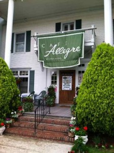 Cafe Allegre:  A Fine Dining Spot in Madison