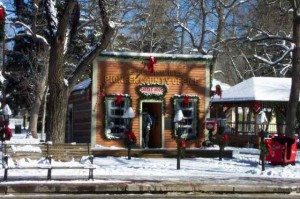 Old Colorado City:  A Good Choice for the Holidays