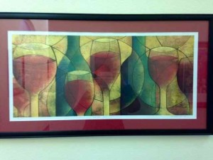 Oenophile Artwork at Talon