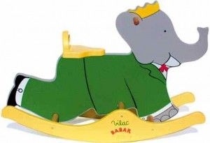 Babar Rocker from QuelObjet