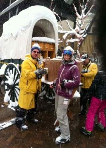 Enjoying More Steamboat Hospitality at the Cocoa Covered Wagon
