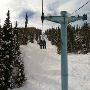Powderhorn Chairlift Ride