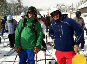 Mountain Travel Movers and Shakers AKA T-ride's Top GMs in the Powder Line at Breck