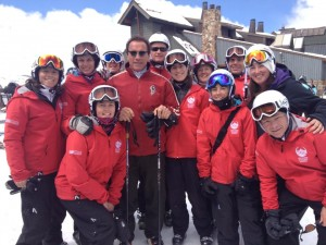 Southern Synchro Skiers