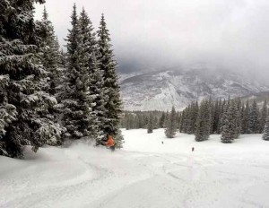 Spring Fun After a Spring Storm in Vail