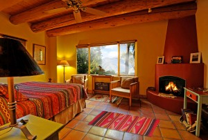 Room with a View at Hacienda del Sol