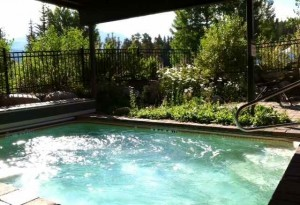 The Spa at Beaver Run Outdoor Treatment Pool