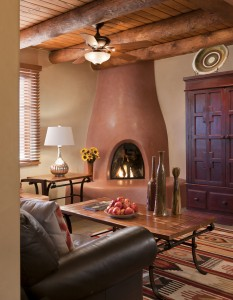 Home Sweet Home at the Fairmont in Santa Fe