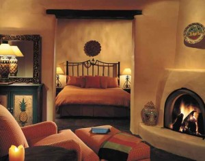 One of the Suites at La Posada