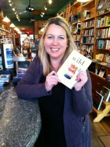Cheryl at Telluride's Local Bookstore Between the Covers
