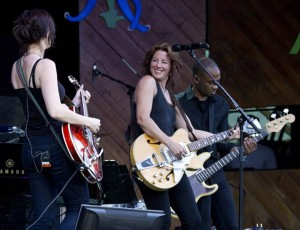 Sarah McLachlan at Last Year's Festival