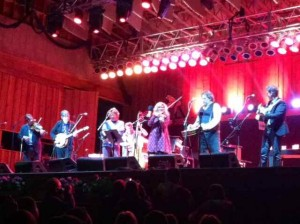 Alison and the Telluride House Band