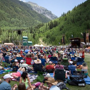 The Telluride Scene the Third Weekend of June