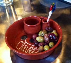 An Extraordinary Selection of Olives