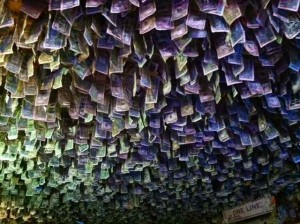 A Ceiling Streaming with One Dollar Bills