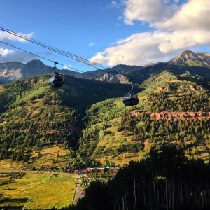 The View in Telluride Now