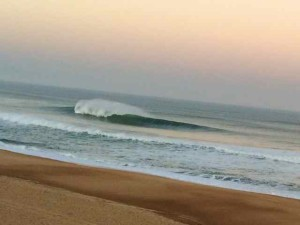 Hossegor Surf at Sunrise