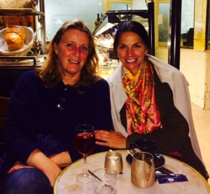 Late-Afternoon Get-Together with Victoria at Le Panetier