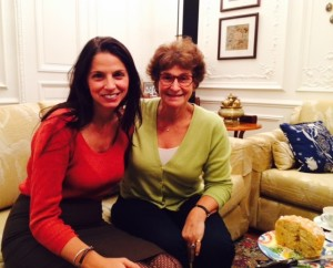 Tea with Marilyn, My American Friend Whom I First Met When She Did a Story on Me for the Associated Press