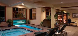 The Indoor Pool at The Klammer
