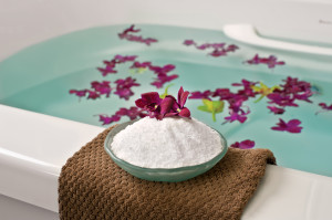 Soothing In-Room Spa Treatment at Hotel Madeline
