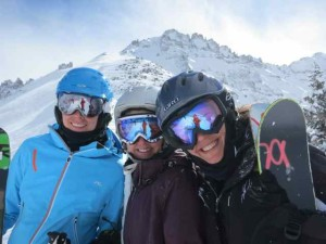 Girl Power at Telluride Women's Week