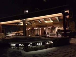 The Inn at Lost Creek:  A Forbes Favorite