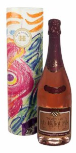 Pink Champagne from Henri's Reserve