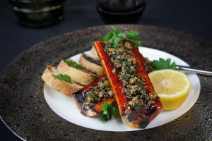 Fire Roasted Bone Marrow